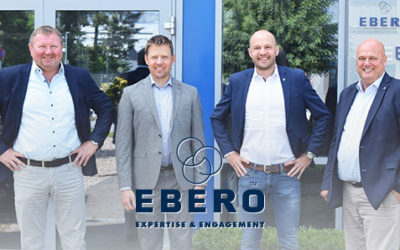 EBERO AG as new partner for district heating. A strong partnership for the future.